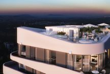 Interiors: roof terrace / 0