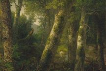 Nature in Art from the Collection / In honor of Earth Day, enjoy a few works in our collection that illustrate the beauty of nature in its many forms.