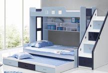 Bunk bed useas