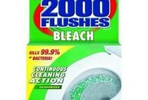 Household Supplies - Bathroom Cleaners