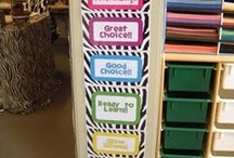Classroom Ideas / by Melissa Jones