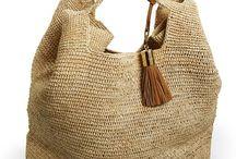Háčkované kabelky, tašky