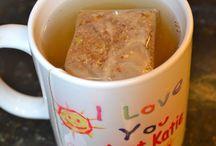 detox tea drink