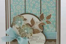 Stampin' Up! - Geburtstagskarten /  Birthday cards
