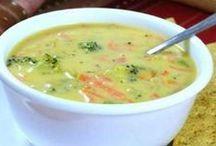 Zdravé polievky