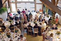 Dorset House Weddings / The Great Barn at Dorset House is a gorgeous barn wedding venue near Pulborough in West Sussex. Find out more about the venue: http://bit.ly/1ooZ7kN