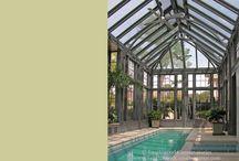 Greenhouse / Pavilion / Conservatory / Orangerie / Pool house