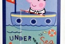 Ręczniki dziecięce Świnka Peppa / http://onlinehurt.pl/?do_search=true&search_query=%C5%9Bwinka+peppa