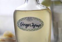 Soda Fruit Syrup
