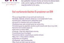 Dunne vezel neuropathie / I try to find everything about Dunne Vezel Neuropatie (DVN) there is so please help me find it.