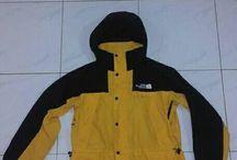 The North Face Vintage Jacket / Dijual