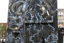 World of Urban Art : FANAKAPAN  [UK]