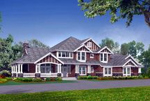 Dream Home - Front / by April Housel