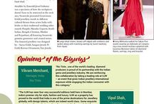 Sunny Leone exudes rustic charm in Apala By Sumit Jewellery during IIJW. Coverage in current issue of Indian Jewellers Magazine.