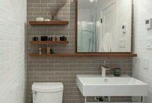 bathroom / laundry ideas