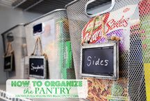 Home Organization 101 Project / by Valerie Fry