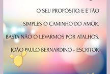 Joao Paulo Bernardino / Poemas