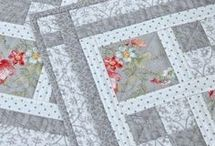 Spring quilting