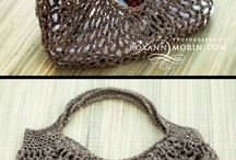 CROCHET BAG/BASKET