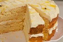 Cakes Grenadilla