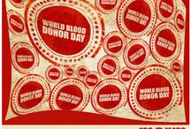 "14 June World Blood Donor Day / The theme of this year's World Blood Donor Day is ""Blood connects us all"". It focuses on thanking blood donors and highlights the dimension of ""sharing"" and ""connection"" between blood donors and patients. www.marmassistance.com"