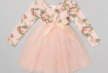 Girls Dresses / Crafts, arts, children, exercise, needlework, garden, painting, books, make-up, hair, dresses