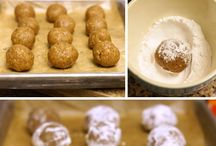 Recipes - Paleo Sweets / Sweet treats Paleo style