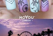 Coachella Nails