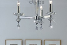 Inspired Lighting / Mixture of Diyas and Mantra designs from Inspired Lighting. Spanish made to very high standards! Here are a selection we love!