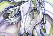Pferde & Andere
