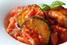 夏野菜、トマト、茄子、ズッキーニ