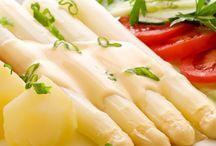 Groente / Diverse groente bereidingen
