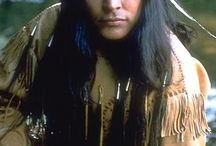Actors and actresses natives americans. / Atores e atrizes talentosos, carismáticos... com beleza singular.