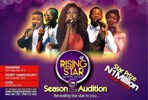 RISING STAR GOSPEL TALENT SHOW SEASON 2 - N1Million Up for Grab [REGISTER NOW]   @RisingStarG