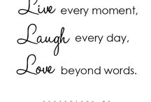 Favorite words / by Doreen Roth Morgan