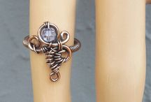 Συρμάτινα Δαχτυλίδια