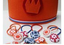KONINGSDAG / 27 april is het weer zover....Koningsdag!!!!!