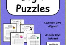 logic puzzles - brain teasers
