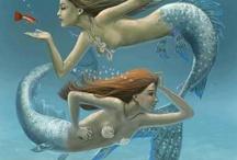 Mermaids / by Shelby Frye