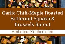 Brussels Sprouts Recipes / The best healthy brussels sprouts recipes.