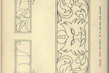 disegni ornamentali