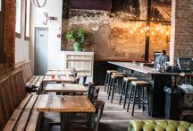 Restaurant Inspiration / ristoranti