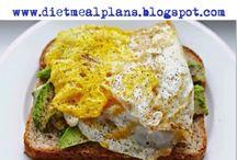 Diet meal plan