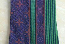 handmade craft ikat indonesia