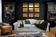 Front room remodel / by Becca Fleming