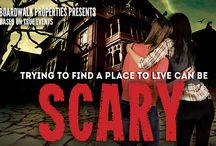 Happy Halloween! / Find an apartment that won't haunt you!