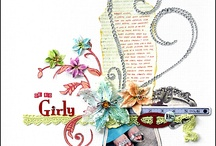 Scrap/sig inspiration / by Ruby Landolt