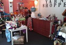 Yarn Shoppe on Tremont! / Whats goin on in here?!  Customers, Designs, Patterns, Knit and Crochet!