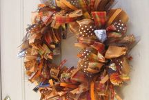 ribbon wreaths