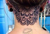 Tetování mandaly